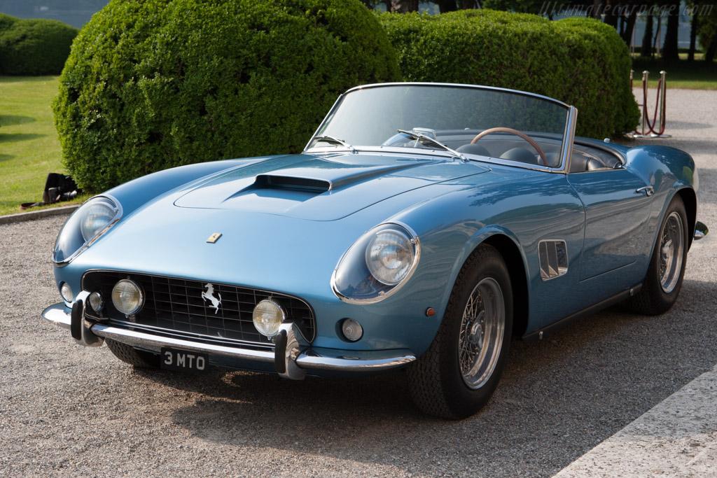 "PEUGEOT 404 coupé ""LaTiNa PrOjEcT""  Vol 2  >> - Page 17 Ferrari-250-GT-SWB-California-Spyder-53641"