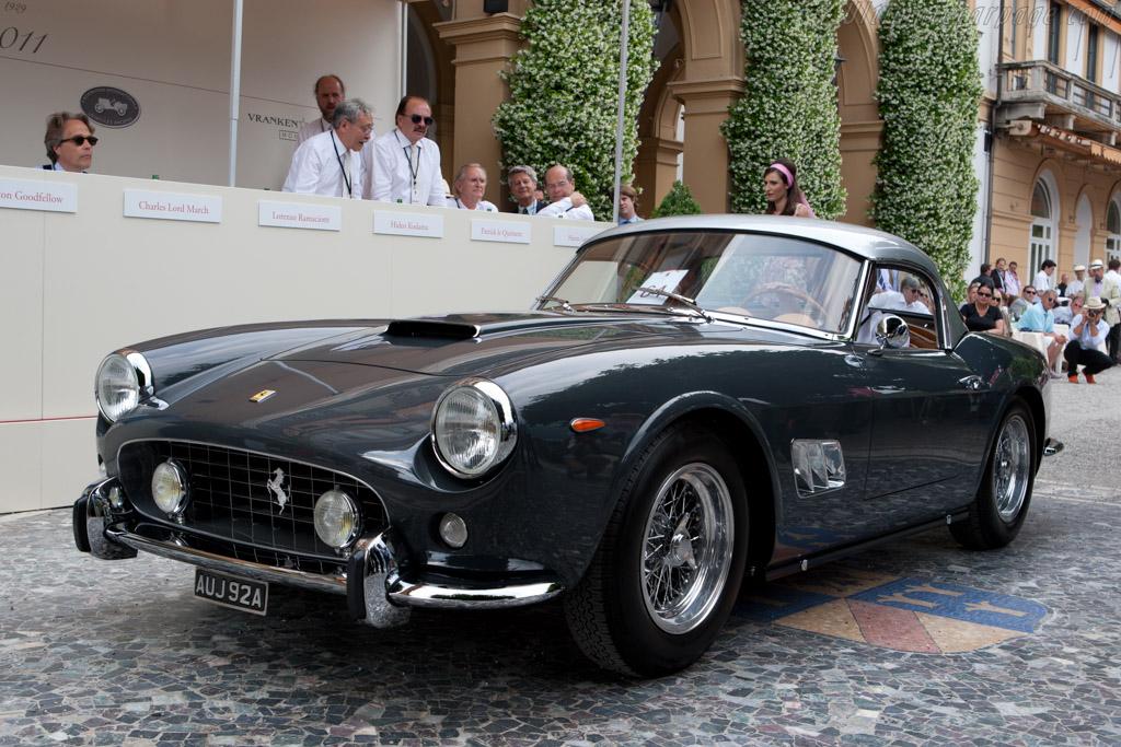Ferrari 250 GT SWB California Spyder - Chassis: 4121GT   - 2011 Concorso d'Eleganza Villa d'Este