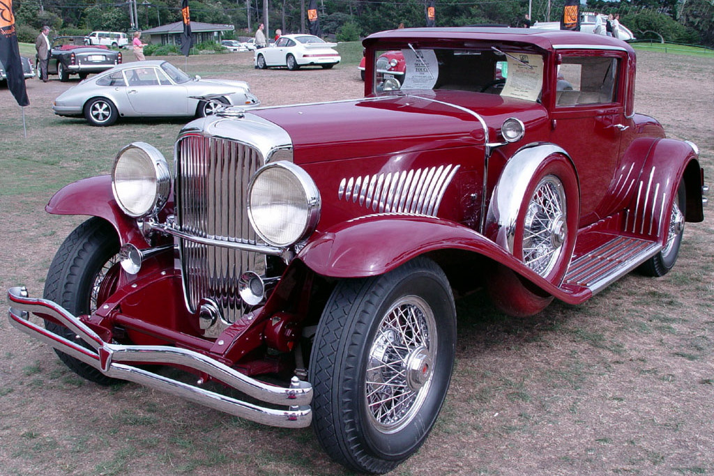 Click here to open the Duesenberg J Judkins Fixed-Top Coupe gallery