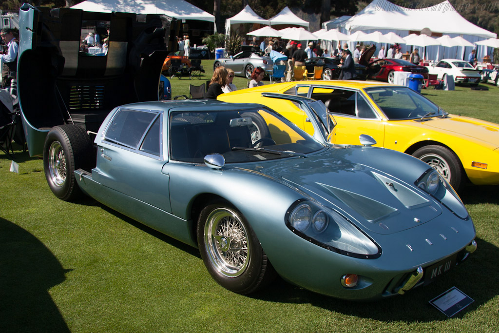 Ford GT40 Mk III - Chassis: M3/1105   - 2012 The Quail, a Motorsports Gathering