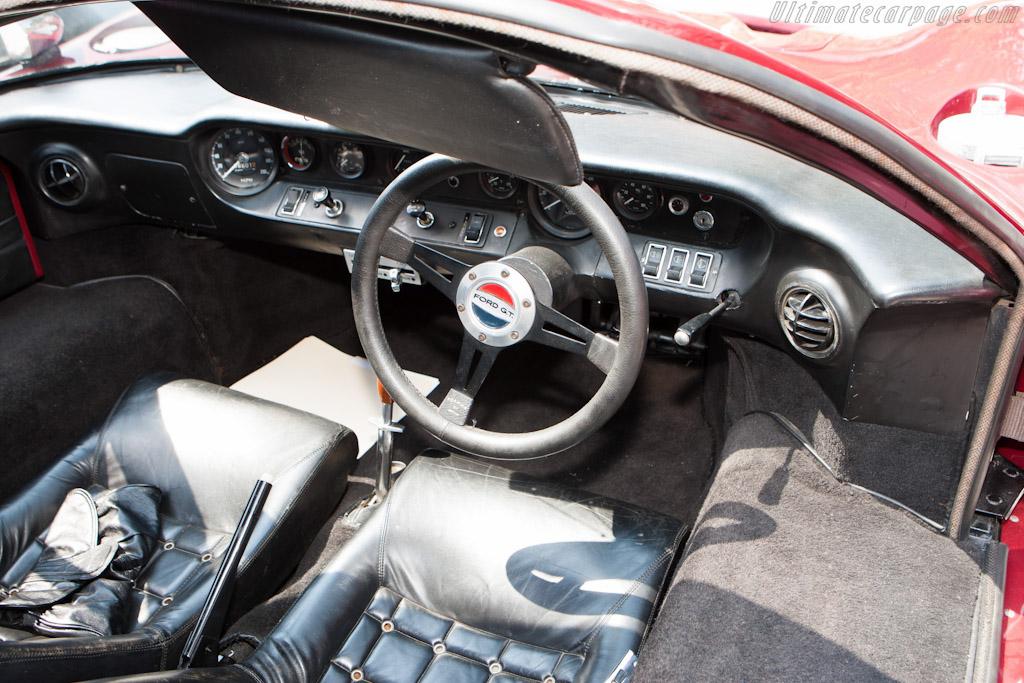 Ford GT40 Mk III - Chassis: M3/1103   - 2012 Concorso d'Eleganza Villa d'Este