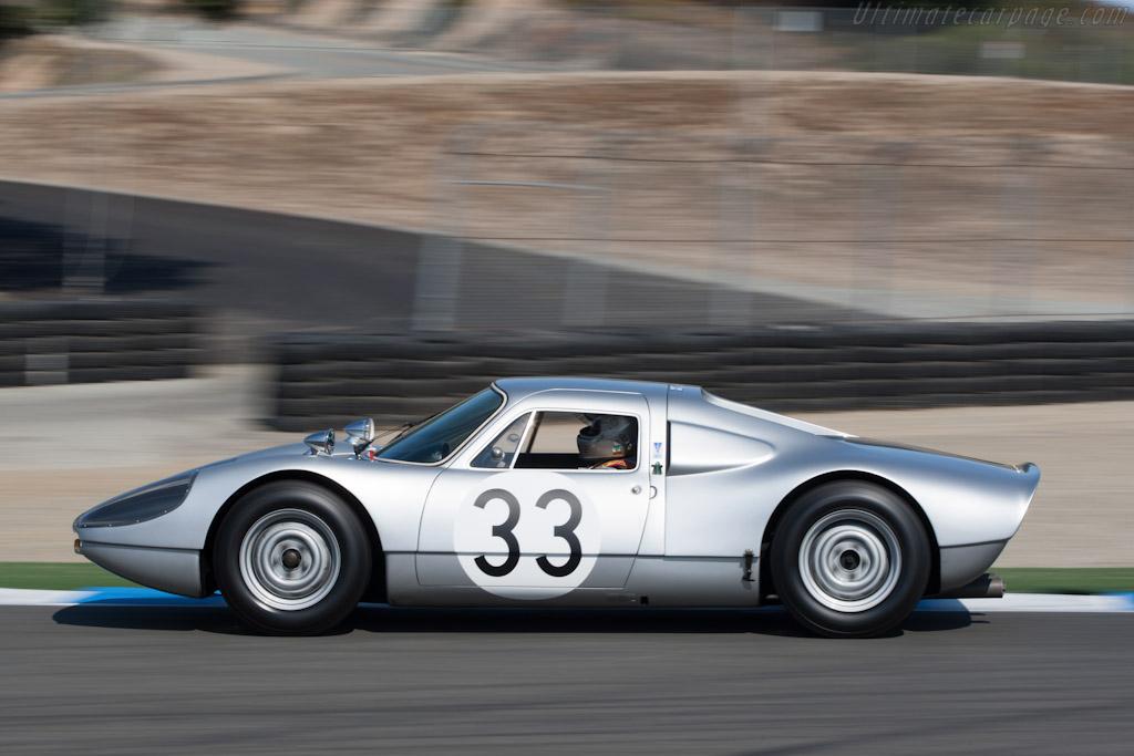 Porsche 904/6 - Chassis: 906-011   - 2009 Monterey Historic Automobile Races