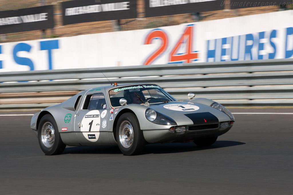 Porsche 904/6 - Chassis: 906-006   - 2010 Le Mans Classic