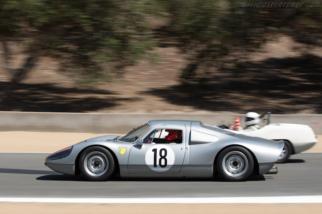 Porsche 904/6 - Chassis: 906-002   - 2009 Monterey Historic Automobile Races