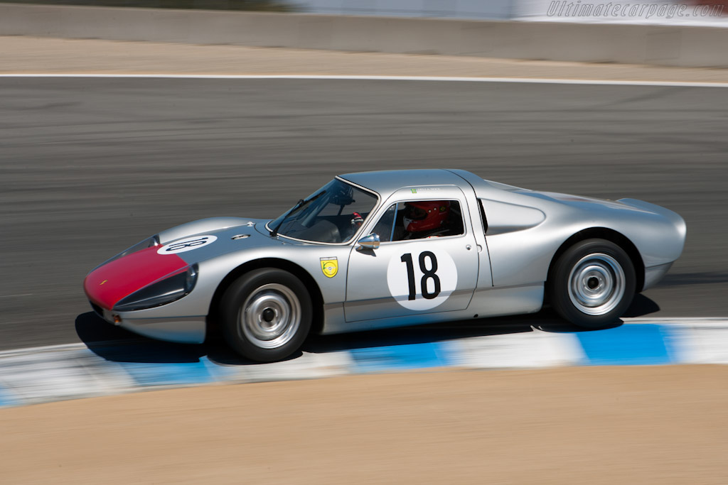 Porsche 904/6 - Chassis: 906-002   - 2009 Monterey Historic Automobile Races