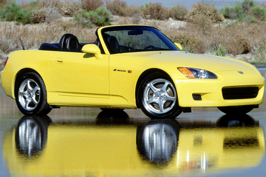 Click here to open the Honda S2000 gallery