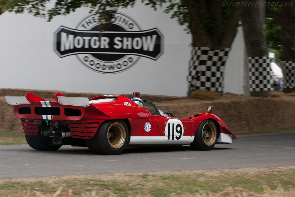 Ferrari 512 S - Chassis: 1016   - 2010 Goodwood Festival of Speed