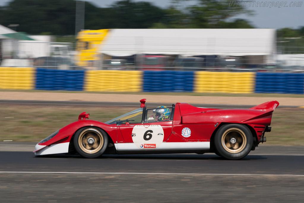Ferrari 512 S - Chassis: 1016   - 2010 Le Mans Classic