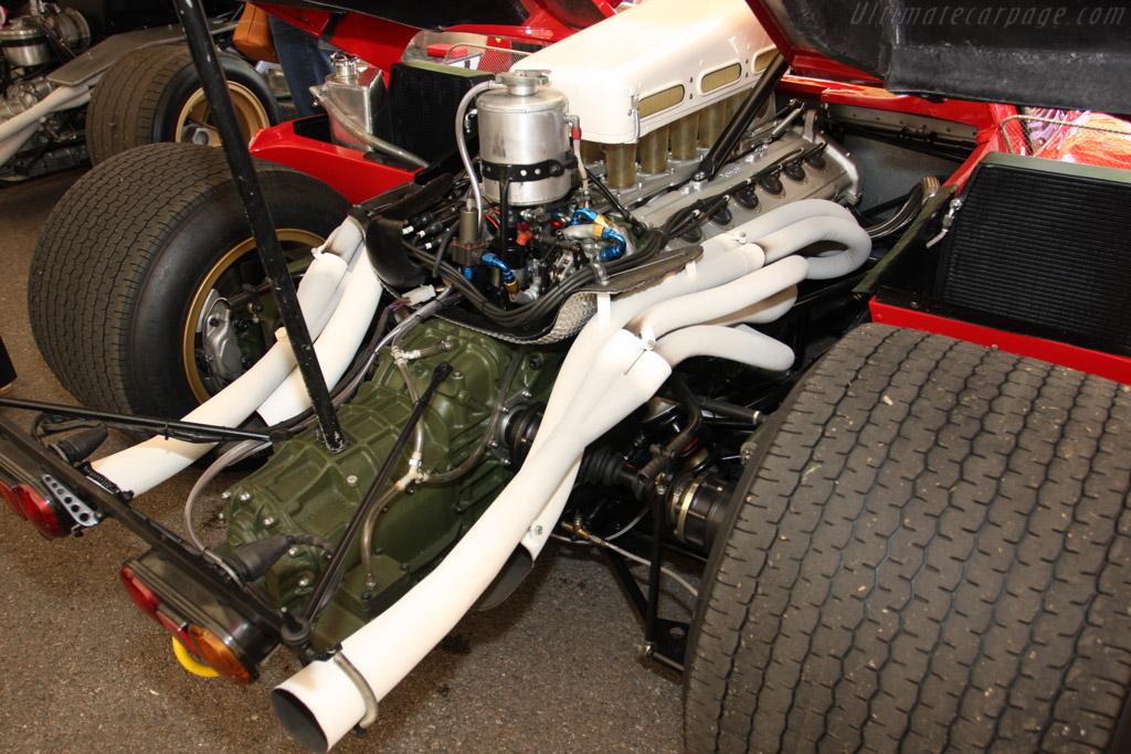 Ferrari 512 S - Chassis: 1006   - 2009 Goodwood Festival of Speed
