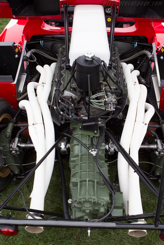 Ferrari 512 S - Chassis: 1004   - 2013 Pebble Beach Concours d'Elegance