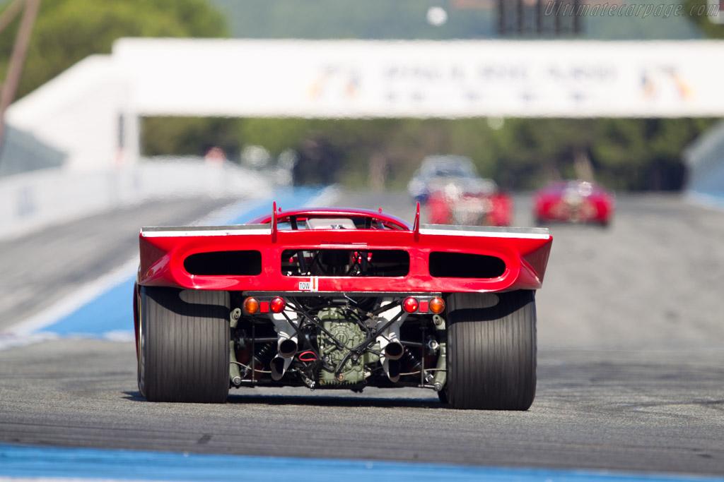 Ferrari 512 S - Chassis: 1004   - 2013 Dix Mille Tours