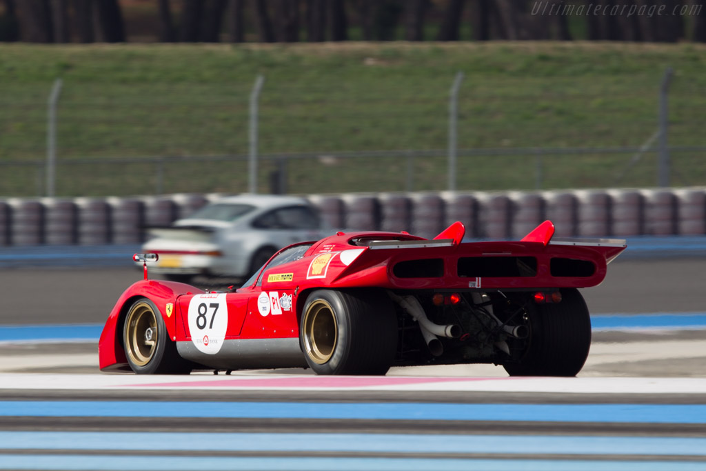 Ferrari 512 S - Chassis: 1004   - 2013 Dix Mille Tours
