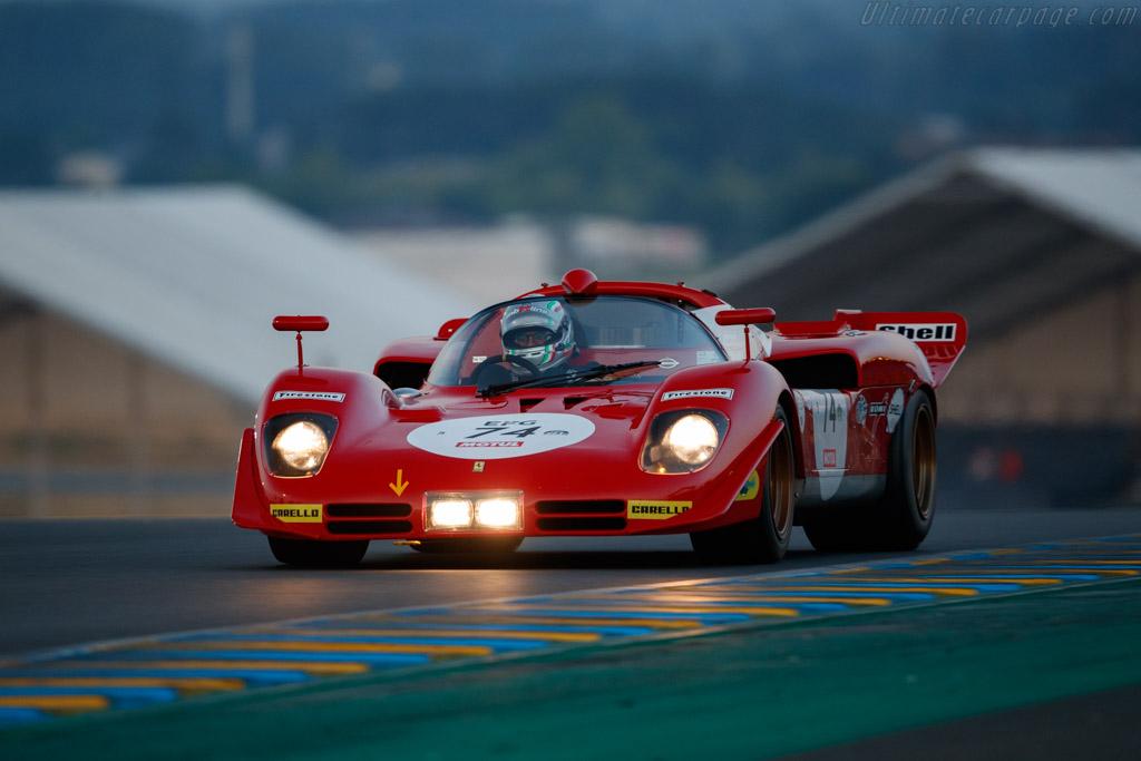Ferrari 512 S - Chassis: 1004  - 2018 Le Mans Classic