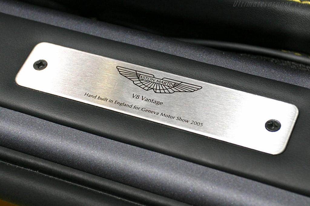 Aston Martin V8 Vantage    - 2005 Geneva International Motor Show