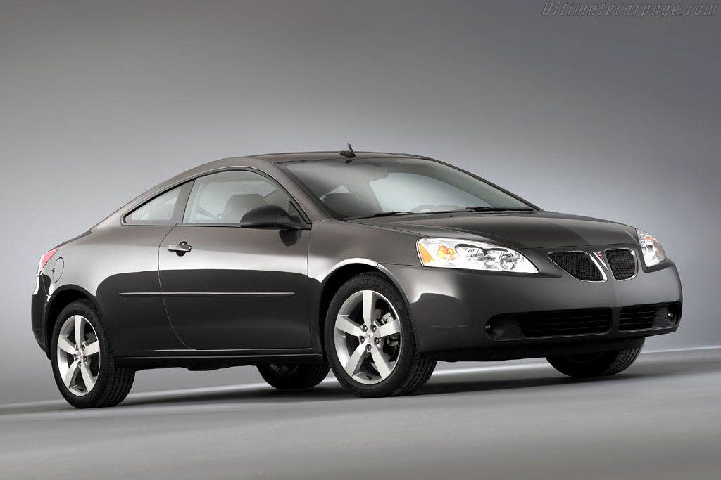 Click here to open the Pontiac G6 GTP Coupe gallery