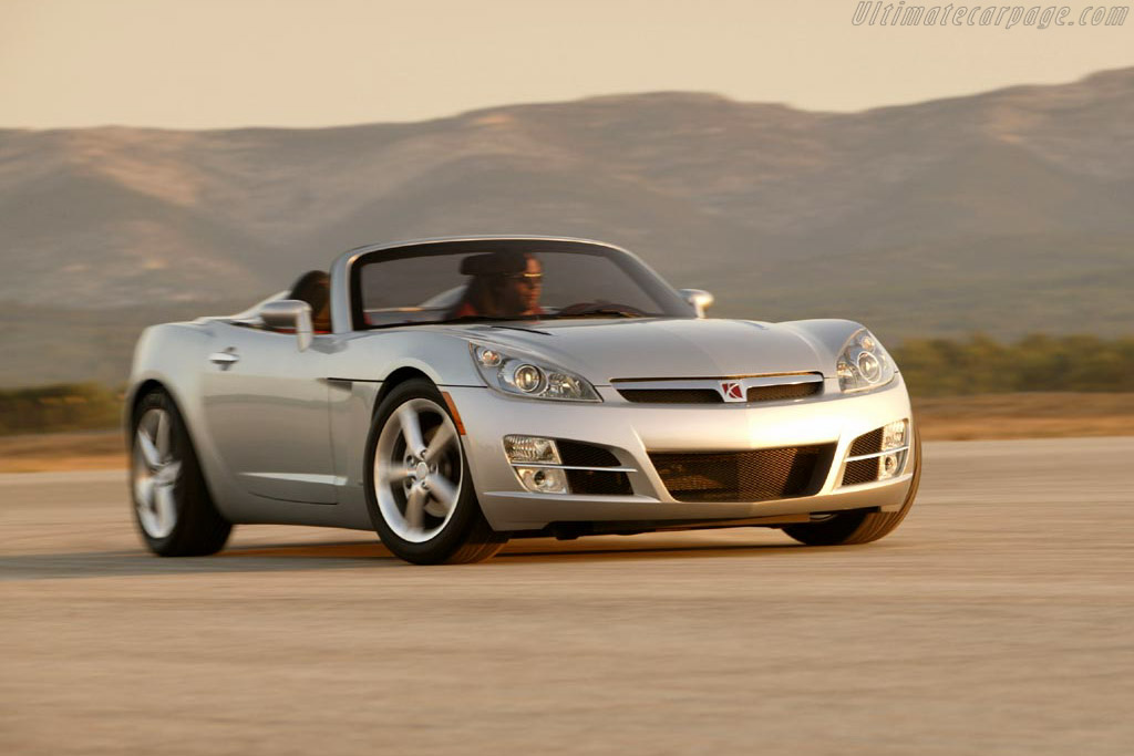 Click here to open the Saturn Sky gallery