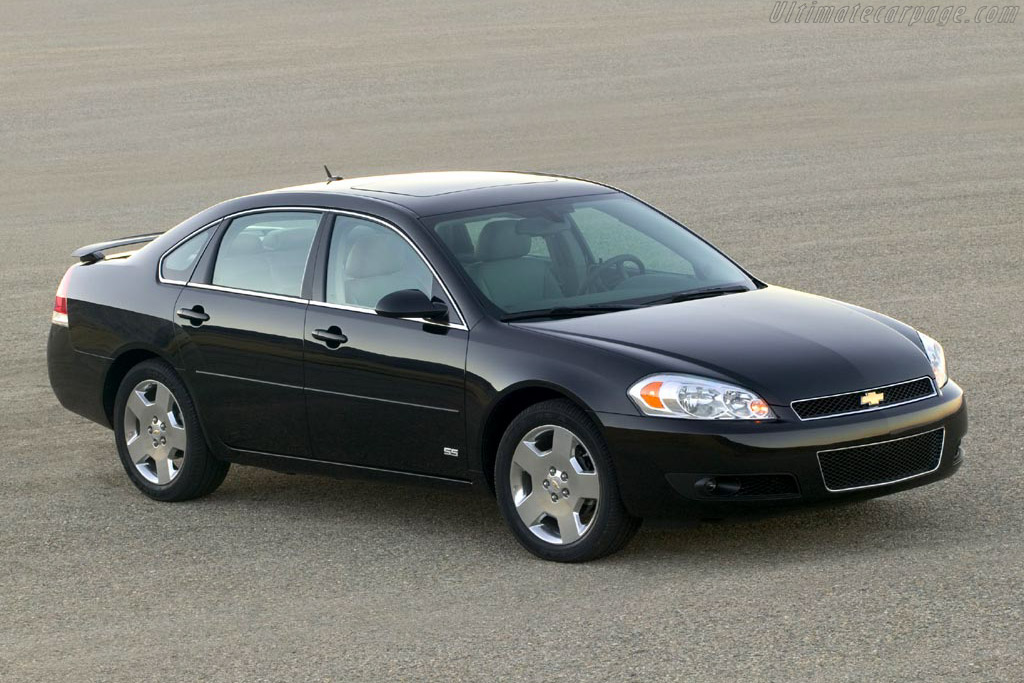 Click here to open the Chevrolet Impala SS gallery