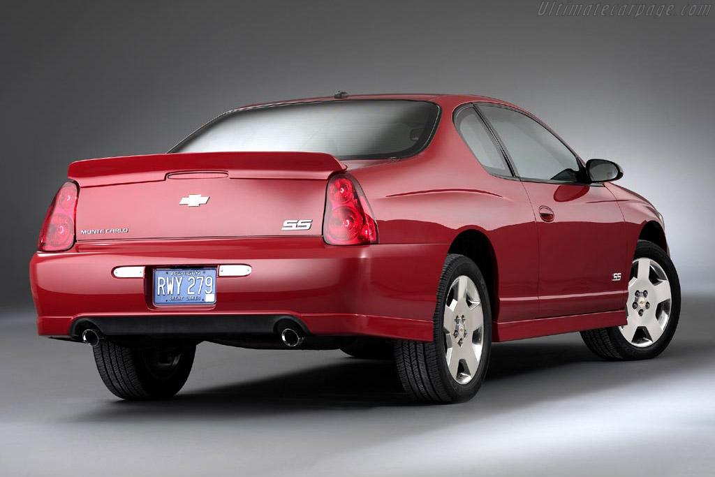 Ss Monte Carlo >> Chevrolet Monte Carlo SS