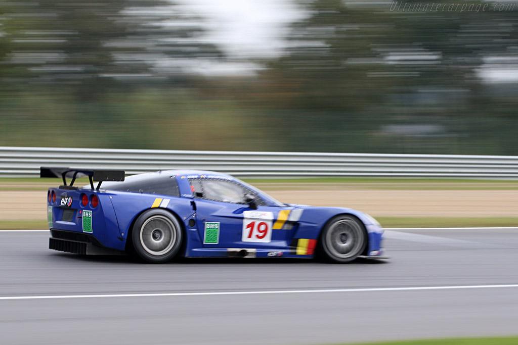 Chevrolet Corvette C6.R - Chassis: 002  - 2007 FIA GT Zolder