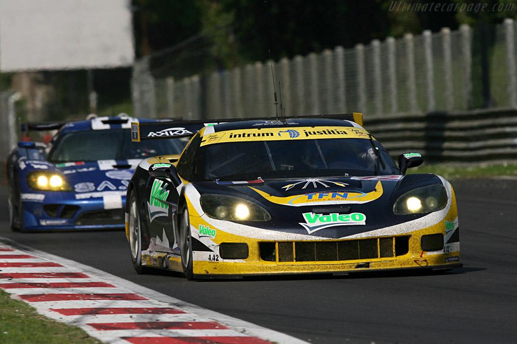 Chevrolet Corvette C6.R - Chassis: 004   - 2007 Le Mans Series Monza 1000 km