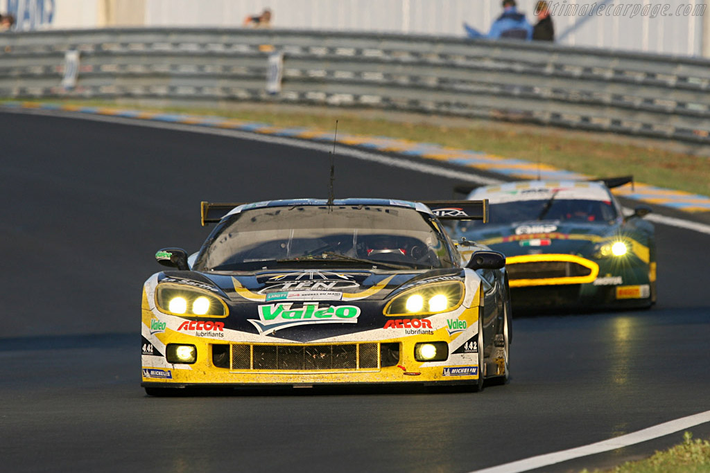 Chevrolet Corvette C6.R - Chassis: 004   - 2007 24 Hours of Le Mans