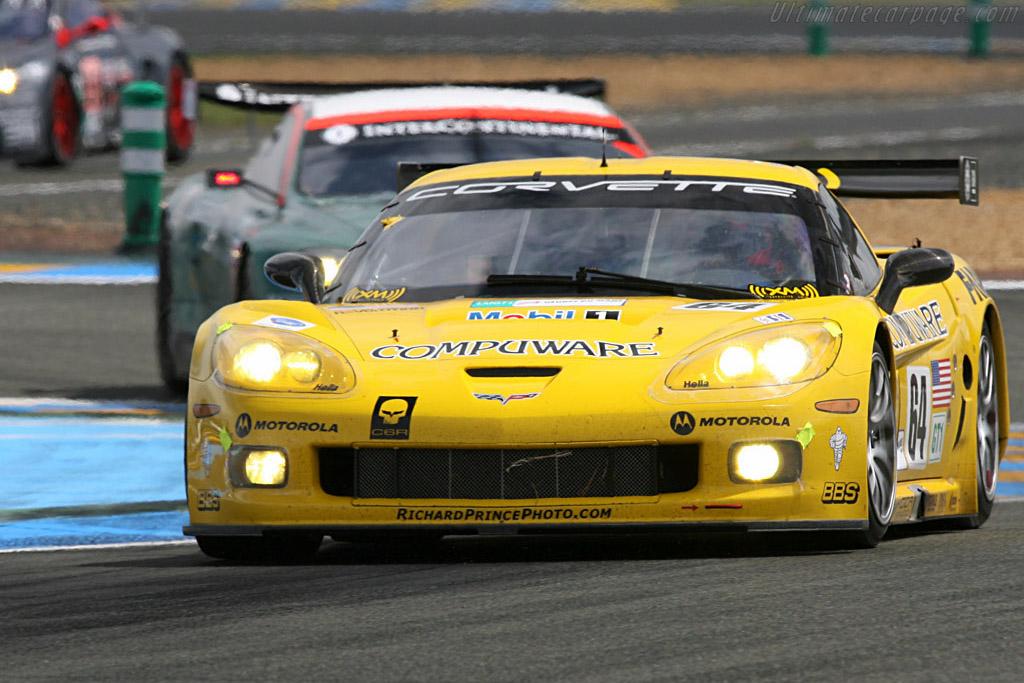 Chevrolet Corvette C6.R - Chassis: 006   - 2007 24 Hours of Le Mans