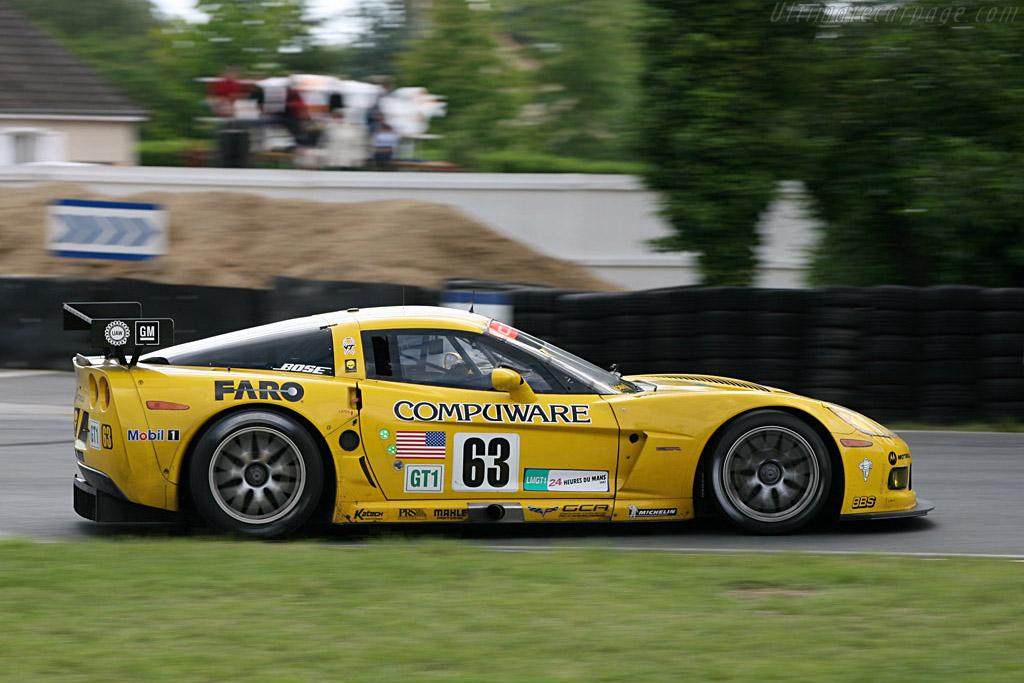 Chevrolet Corvette C6.R - Chassis: 005   - 2007 24 Hours of Le Mans