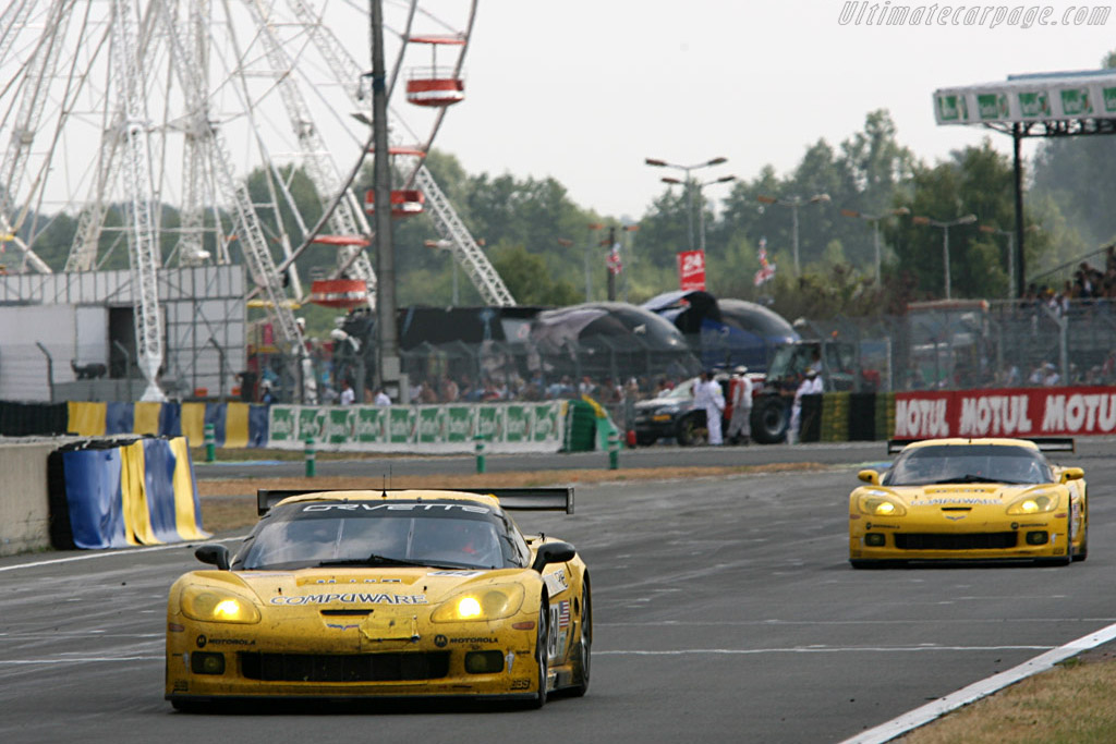 Chevrolet Corvette C6.R - Chassis: 004   - 2006 24 Hours of Le Mans Preview