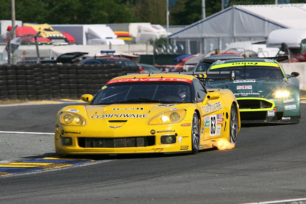 Chevrolet Corvette C6.R - Chassis: 003   - 2006 24 Hours of Le Mans Preview