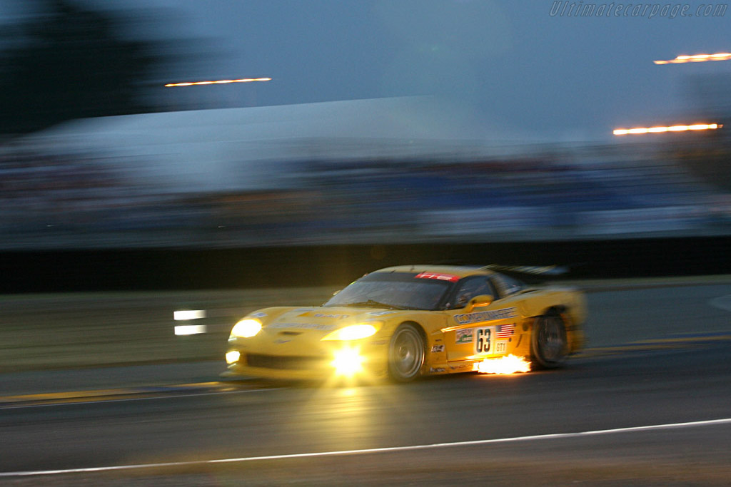 Chevrolet Corvette C6.R - Chassis: 003   - 2006 24 Hours of Le Mans Preview