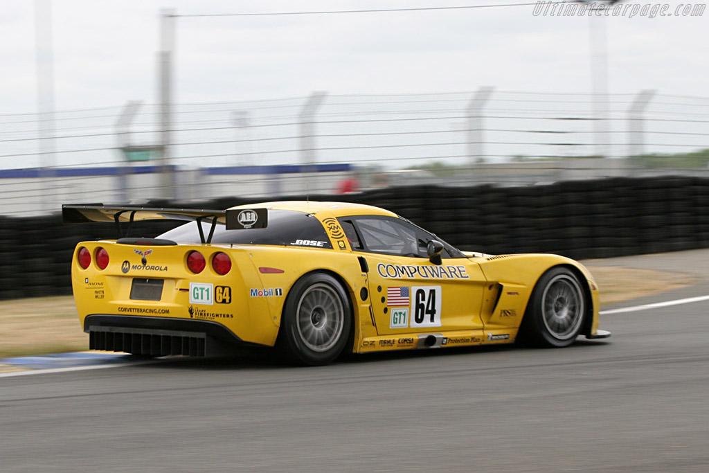 Chevrolet Corvette C6.R - Chassis: 002   - 2005 Le Mans Test