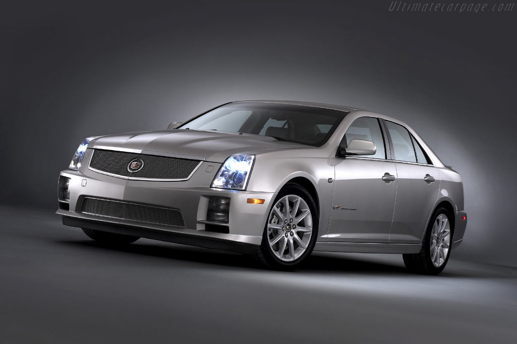 Click here to open the Cadillac STS-V gallery