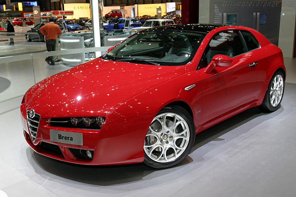 Alfa Romeo Brera    - 2006 Geneva International Motor Show