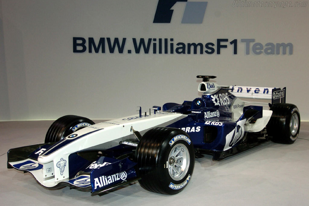 Click here to open the Williams FW27 BMW gallery