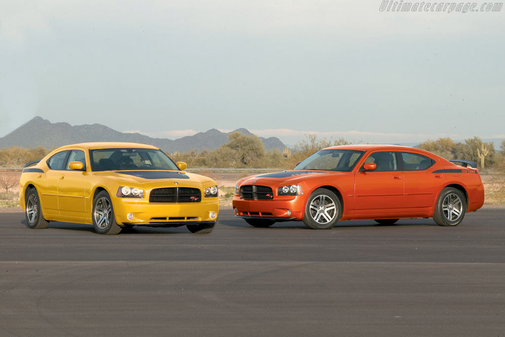 2018 Dodge Charger >> Dodge Charger Daytona R/T