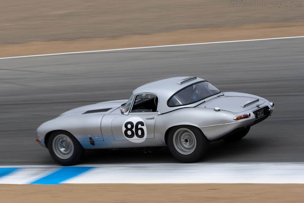 Jaguar E-Type Lightweight Roadster - Chassis: S850668   - 2011 Monterey Motorsports Reunion