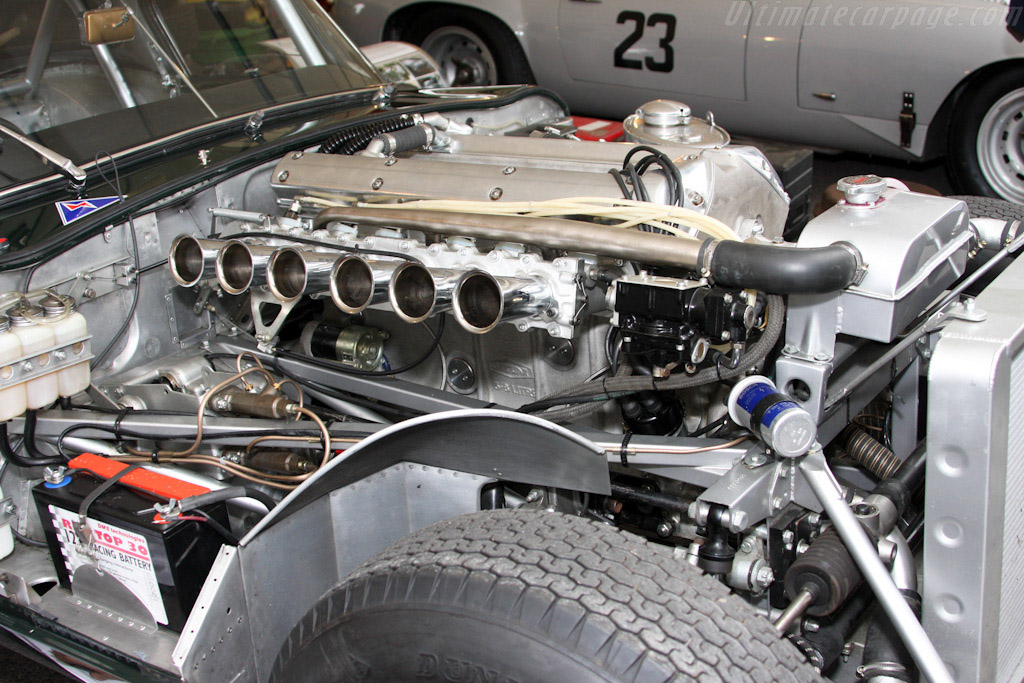 Jaguar E-Type Lightweight Roadster - Chassis: S850666 ...