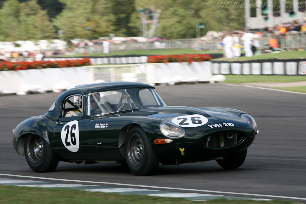 Jaguar E-Type Lightweight Roadster - Chassis: S850666   - 2006 Goodwood Revival