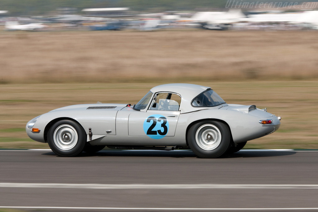Jaguar E-Type Lightweight Roadster - Chassis: S850006   - 2009 Goodwood Revival