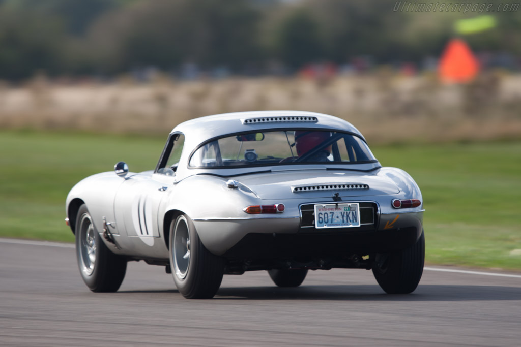 Jaguar E Type >> Jaguar E-Type Lightweight Roadster - Chassis: S850668 - 2011 Goodwood Revival