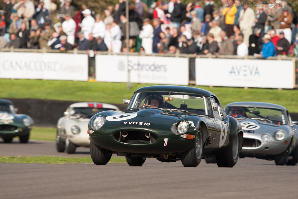 Jaguar E-Type Lightweight Roadster - Chassis: S850666   - 2011 Goodwood Revival