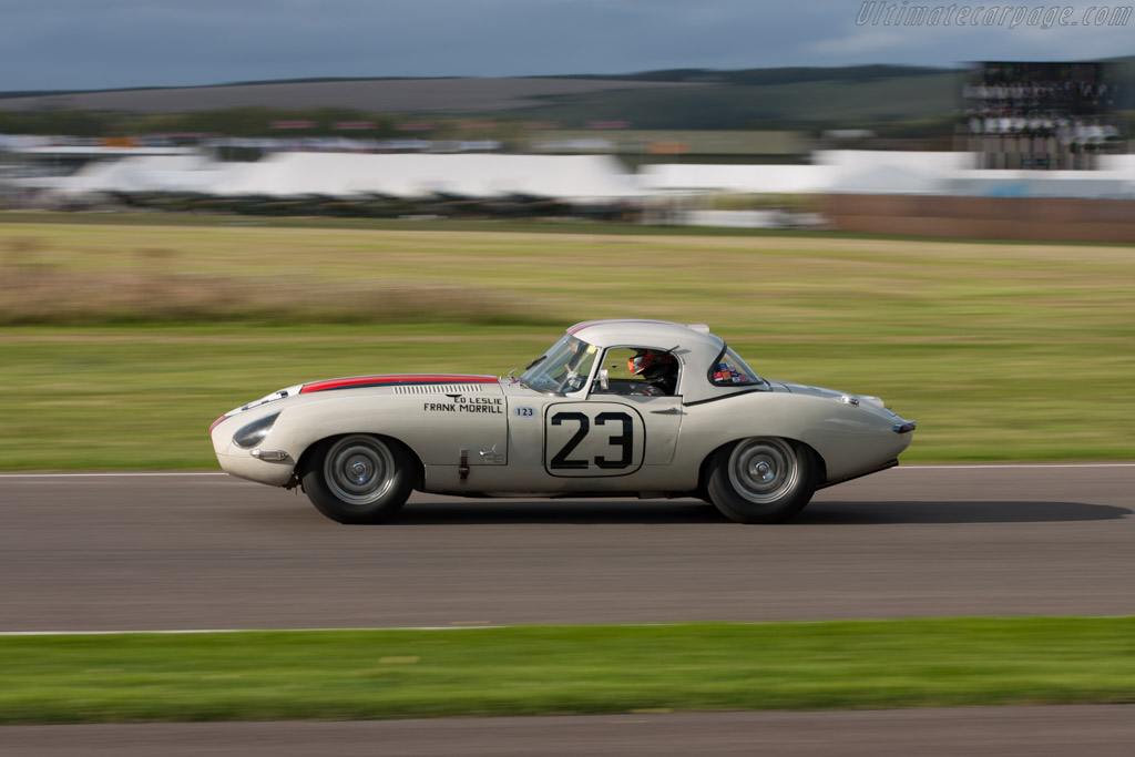 Jaguar E-Type Lightweight Roadster - Chassis: S850660   - 2011 Goodwood Revival