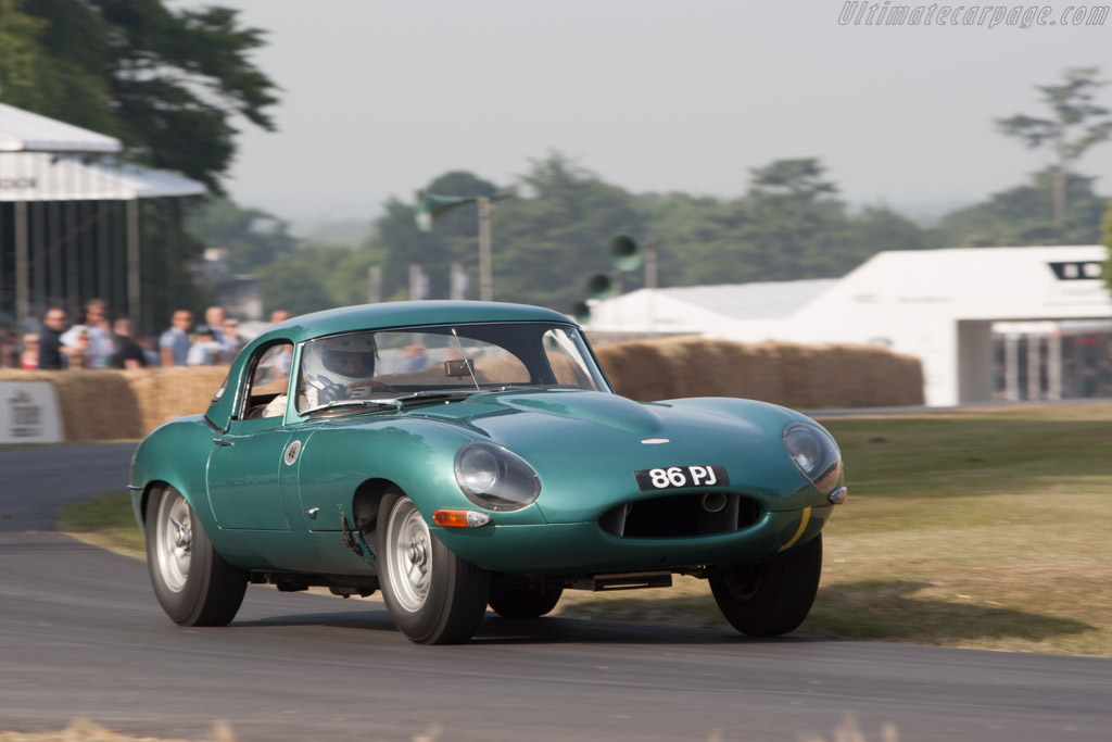 Jaguar E-Type Lightweight Roadster - Chassis: S850661   - 2013 Goodwood Festival of Speed