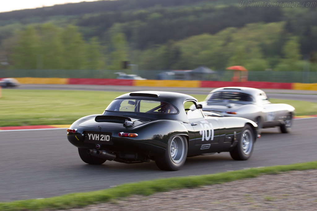 Jaguar E-Type Lightweight Roadster - Chassis: S850666   - 2016 Spa Classic
