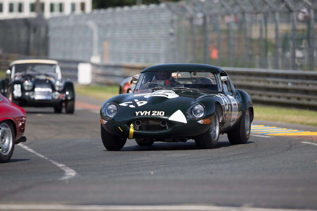 Jaguar E-Type Lightweight Roadster - Chassis: S850666   - 2016 Le Mans Classic