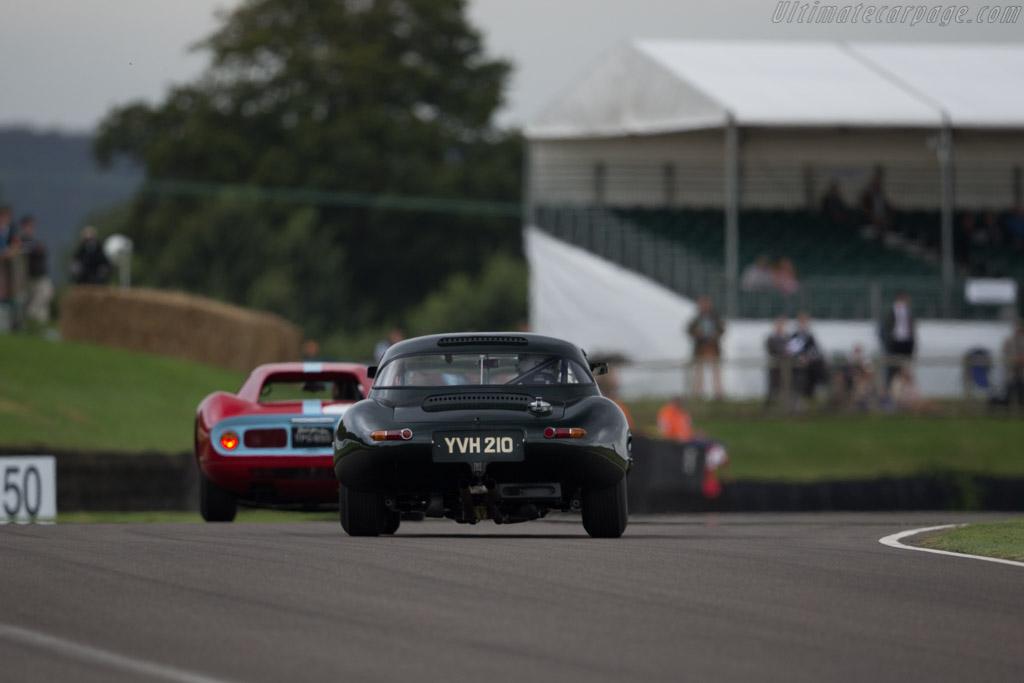Jaguar E-Type Lightweight Roadster - Chassis: S850666   - 2016 Goodwood Revival