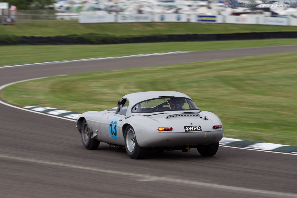Jaguar E-Type Lightweight Roadster - Chassis: S850006   - 2016 Goodwood Revival