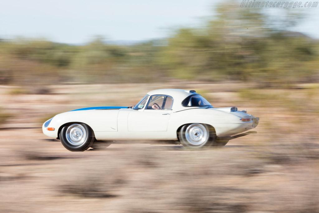 Jaguar E Type >> Jaguar E-Type Lightweight Roadster