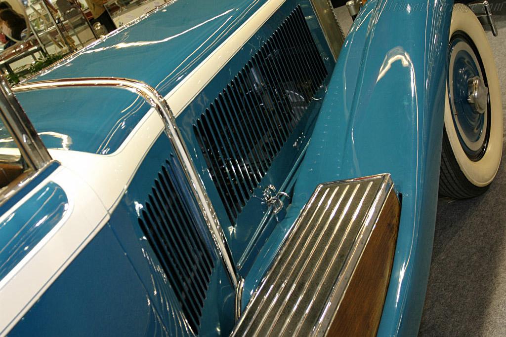 Isotta Fraschini 8A Castagna Roadster - Chassis: 1485   - 2005 Retromobile