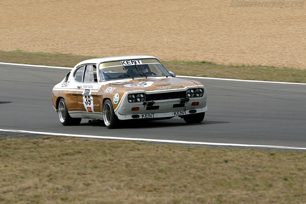 Ford Capri RS 2600 - Chassis: GAECLP19997   - 2004 Le Mans Classic